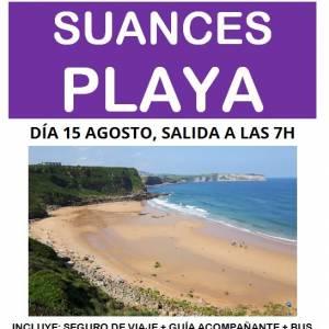 Bus playero Suances
