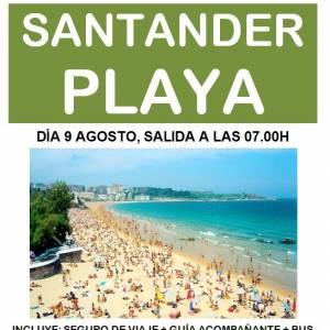 Bus playero desde Valladolid a Santander